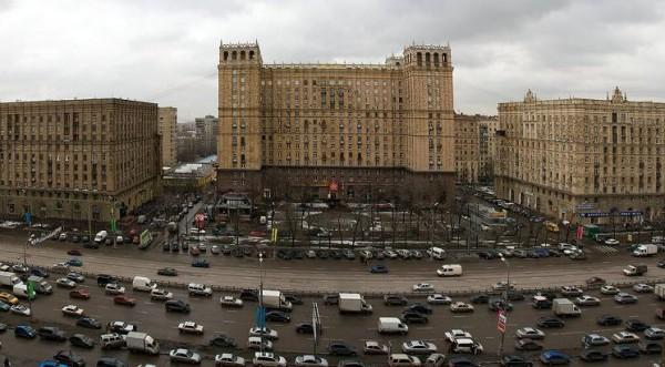 Проспект Мира 2013 г.