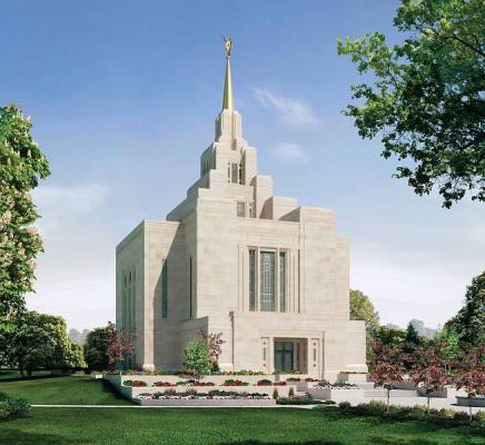 Мармоны храм