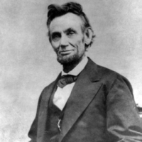 Авраам Линкольн  (1809-1865) - 16-й президент США