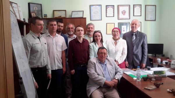 Методолгический кружок в Калининграде (1)